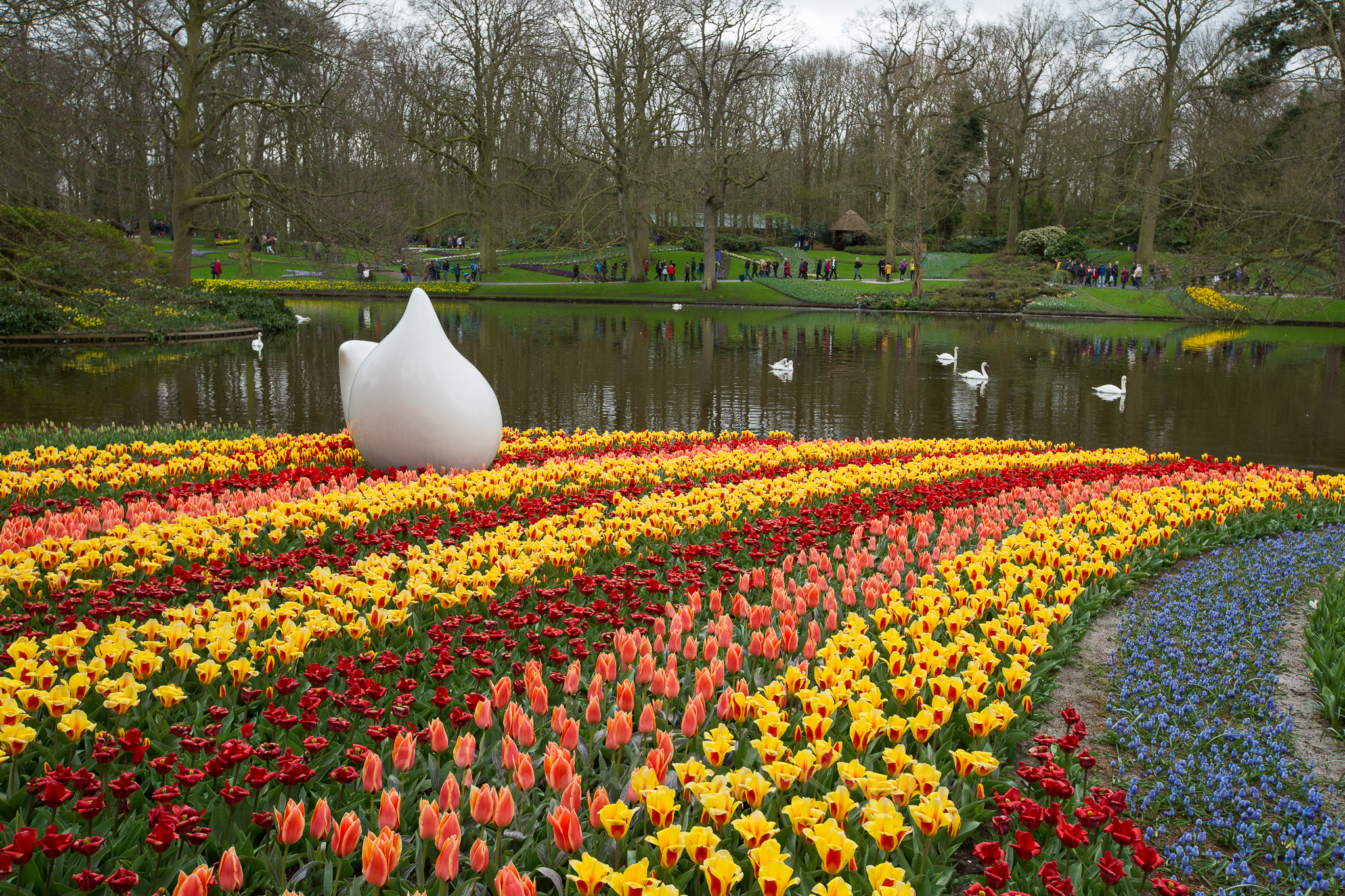 Living the dream in Keukenhof Garden | travelberdua